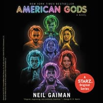 American Gods [TV Tie-In] by Neil Gaiman audiobook