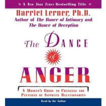 The Dance of Anger by Harriet Lerner audiobook