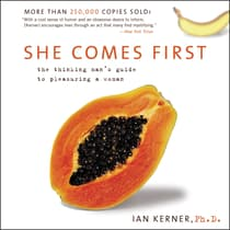 She Comes First by Ian Kerner audiobook