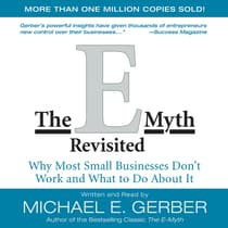 The E-Myth Revisited by Michael E. Gerber audiobook