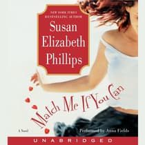 Match Me If You Can by Susan Elizabeth Phillips audiobook