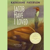 Jacob Have I Loved by Katherine Paterson audiobook