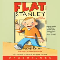 Flat Stanley Audio Collection by Jeff Brown audiobook