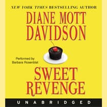 Sweet Revenge by Diane Mott Davidson audiobook