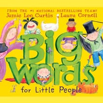 Big Words for Little People by Jamie Lee Curtis audiobook
