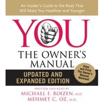 YOU: The Owner's Manual by Michael F. Roizen audiobook