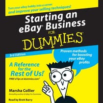 Starting an E-Bay Business for Dummies by Marsha Collier audiobook