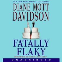 Fatally Flaky by Diane Mott Davidson audiobook