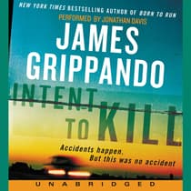 Intent to Kill by James Grippando audiobook