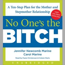 No One's the Bitch by Jennifer Newcomb Marine audiobook