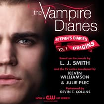 The Vampire Diaries: Stefan's Diaries #1: Origins by L. J. Smith audiobook