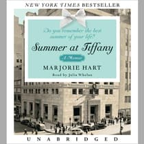 Summer at Tiffany by Marjorie Hart audiobook