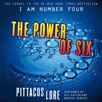 The Power of Six by Pittacus Lore audiobook