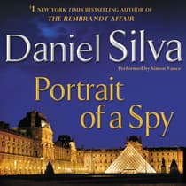 Portrait of a Spy by Daniel Silva audiobook