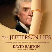 The Jefferson Lies by David Barton audiobook