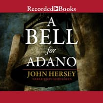 A Bell for Adano by John Hersey audiobook