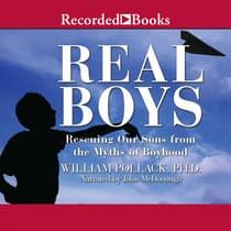 Real Boys by William Pollack audiobook