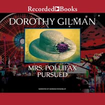 Mrs. Pollifax Pursued by Dorothy Gilman audiobook