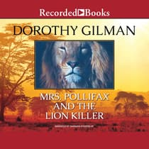 Mrs. Pollifax and the Lion Killer by Dorothy Gilman audiobook