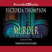Murder on Waverly Place by Victoria Thompson audiobook