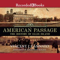 American Passage by Vincent J. Cannato audiobook
