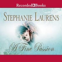 A Fine Passion by Stephanie Laurens audiobook