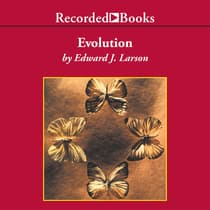 Evolution by Edward J. Larson audiobook