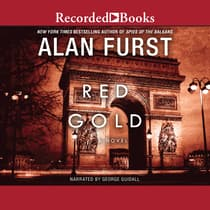 Red Gold by Alan Furst audiobook