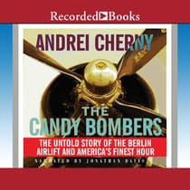 The Candy Bombers by Andrei Cherny audiobook