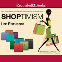 Shoptimism by Lee Eisenberg audiobook