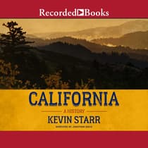 California by Kevin Starr audiobook