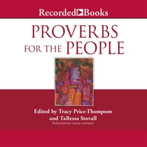 Proverbs for the People by Tracy Price-Thompson audiobook