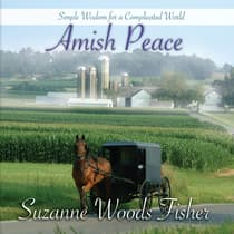 Amish Peace by Suzanne Woods Fisher audiobook