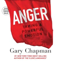 Anger by Gary Chapman audiobook