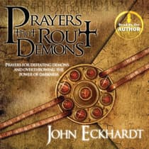 Prayers That Rout Demons by John Eckhardt audiobook