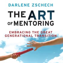 The Art of Mentoring by Darlene Zschech audiobook