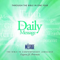 The Daily Message by Eugene H. Peterson audiobook