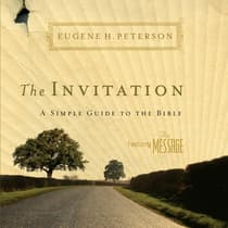 The Invitation by Eugene H. Peterson audiobook