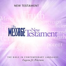 The Message Bible by Eugene H. Peterson audiobook