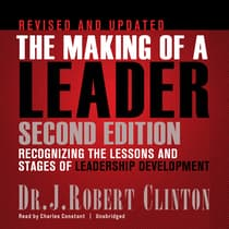 The Making of a Leader, Second Edition by J. Robert Clinton audiobook