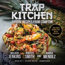 Trap Kitchen by Malachi Jenkins audiobook
