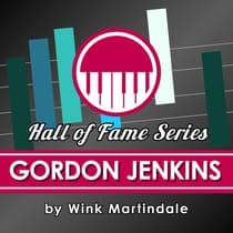 Gordon Jenkins by Wink Martindale audiobook