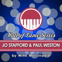 Jo Stafford & Paul Weston by Wink Martindale audiobook