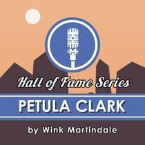 Petula Clark by Wink Martindale audiobook
