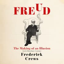 Freud by Frederick Crews audiobook