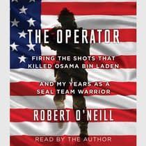 The Operator by Robert O'Neill audiobook