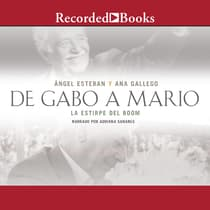 De Gabo a Mario by Angel Esteban audiobook