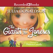 The Giants and the Joneses by Julie Donaldson audiobook
