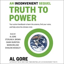 An Inconvenient Sequel by Al Gore audiobook