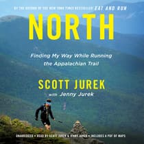 North by Scott Jurek audiobook